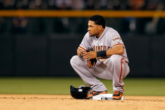 Melky Cabrera Does Not Deserve a World Series Ring from the San Francisco Giants