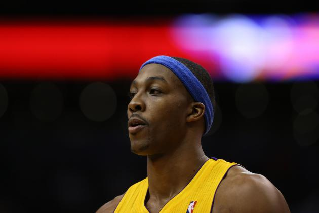 Lakers Trade Rumors: Dwight Howard for Rajon Rondo Trade Wouldn't Make Any Sense