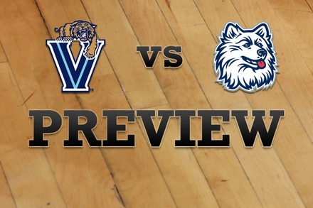Villanova vs. Connecticut: Full Game Preview