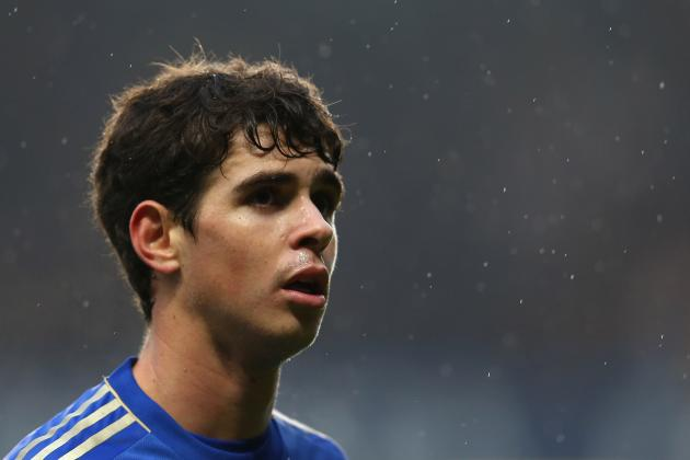 Why Oscar Was Chelsea's Best Player Against Sparta Prague