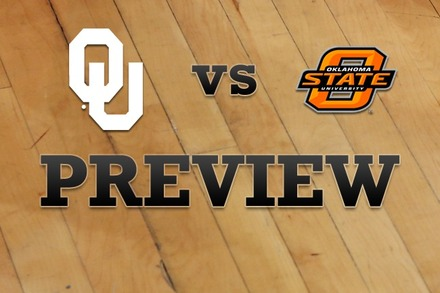 Oklahoma vs. Oklahoma State: Full Game Preview