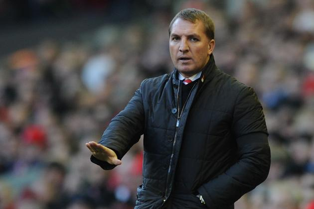 Liverpool Boss Brendan Rodgers Wants to Sign 'Some Men' in Summer