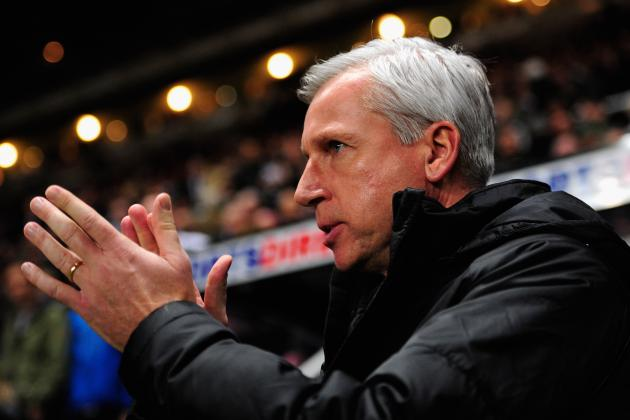 Magpies Deserved Victory -- Pardew