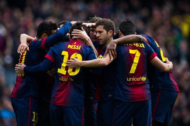 Granada vs. Barcelona: La Liga Live Score, Highlights, Recap (2 p.m. ET)
