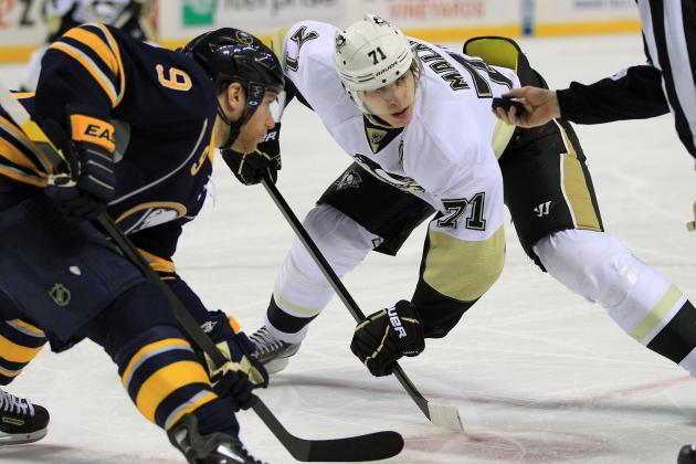 Penguins vs. Sabres: Start Time, Live Stream, TV Info, Preview and More
