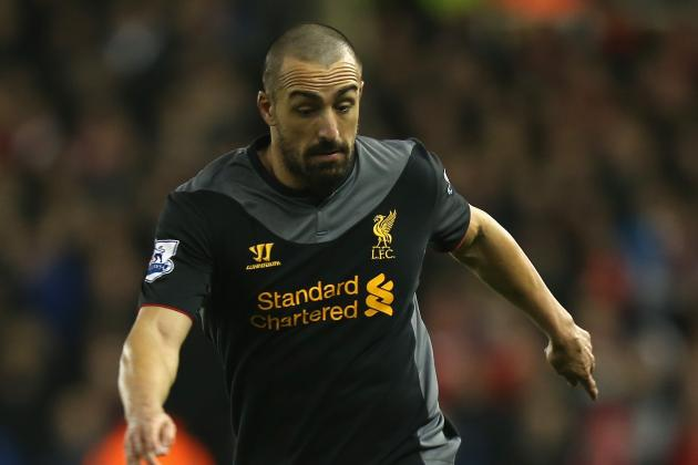 Jose Enrique Believes Barren Run Will Fire Up Luis Suarez