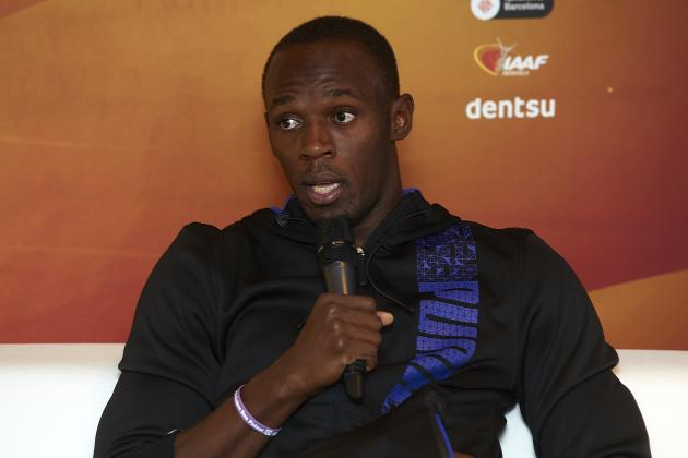 Bolt in Shock over Pistorius Arrest