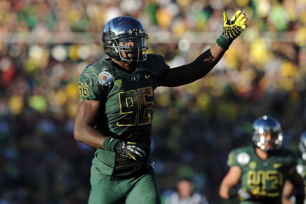 Ex-Duck Dion Jordan Gears Up for NFL Combine