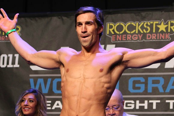 Luke Rockhold Doesn't Care That Vitor Belfort Will Be Free to Use TRT