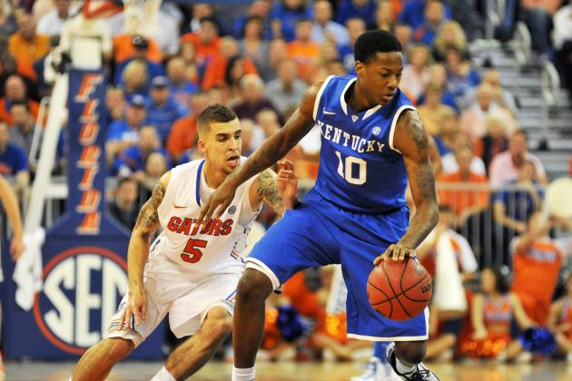 No. 25 Kentucky Begins Life Without Nerlens Noel