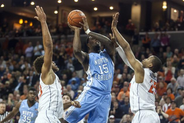 North Carolina Scores 93 Points on Virginia's Defense in Must-Win Game