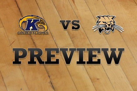 Kent State vs. Ohio: Full Game Preview