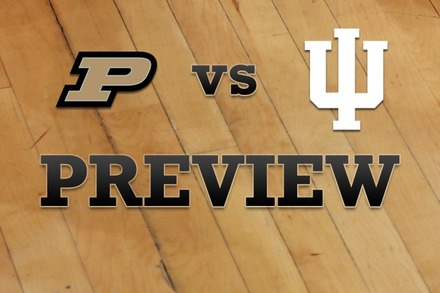 Purdue vs. Indiana: Full Game Preview