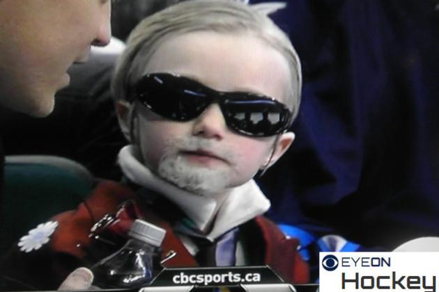 Photo: Don Cherry Has a Mini-Me in Winnipeg