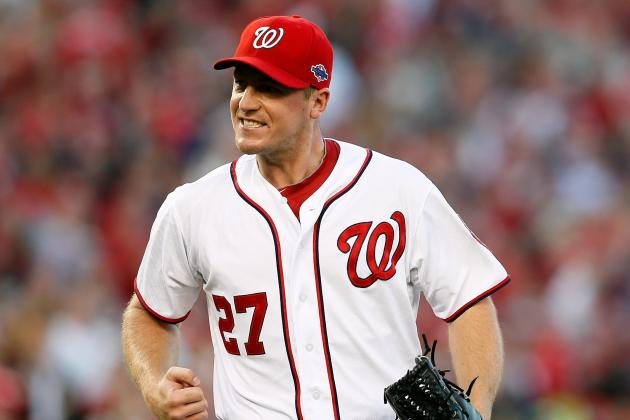 Jordan Zimmermann in No Rush to Talk Extension After Avoiding Arbitration