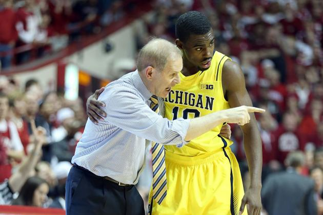 Beilein Credits Hardaway Jr. for Apology to Fans, Says It's a Sign of Maturity