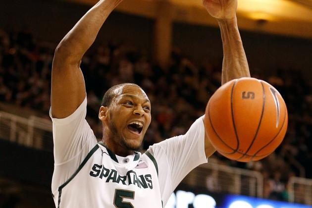 Is Michigan St. Worthy of a No. 1 Seed Right Now? One Expert Believes so