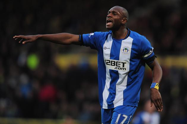 Wigan Athletic: Defender Closing on Return