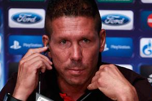 Simeone Unfazed by Criticism