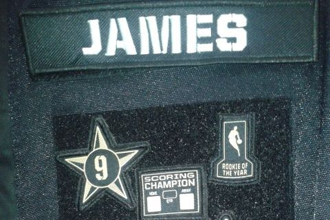 LeBron James All-Star Warm Up
