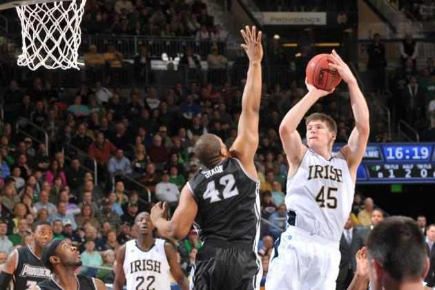 No. 21 Notre Dame Crushed by Providence 71-54