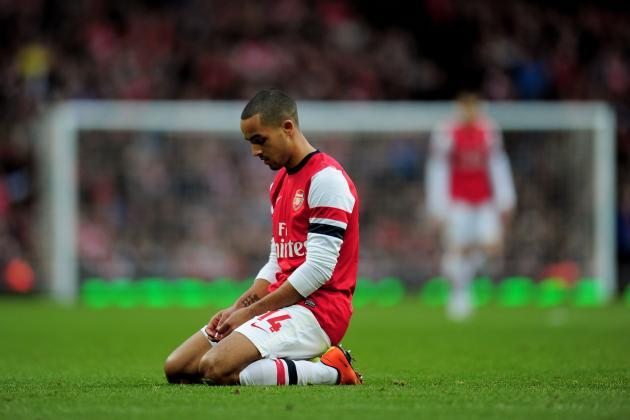 Arsenal 0-1 Blackburn: Stunning Upset as It Happened
