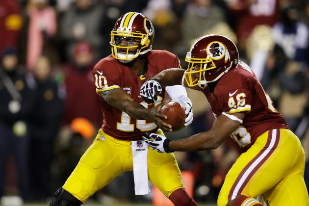 Redskins' Run Game Grinds to a Halt If Alfred Morris Suffers an RG3-Like Injury