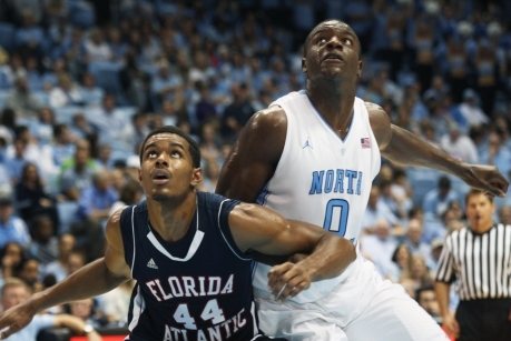 Joel James Inactive for North Carolina Saturday vs. Virginia Due to Concussion