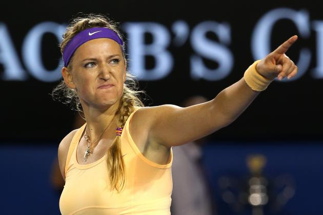 Victoria Azarenka Beats Agnieszka Radwanska in Straight Sets to Reach the Final