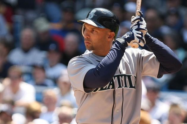 Michael Morse, Raul Ibanez Embark on Encore Acts with Mariners This Morning