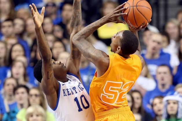 ESPN Gamecast: Kentucky vs Tennessee