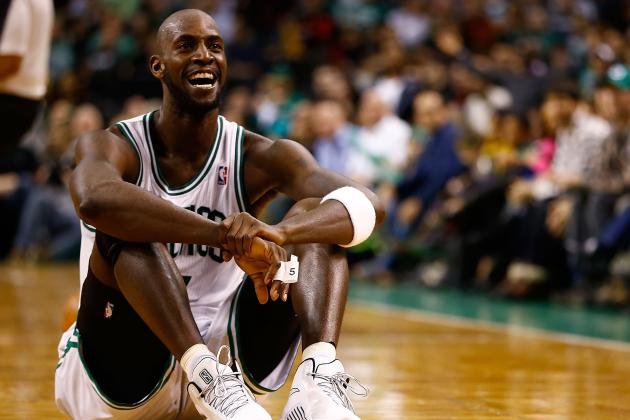 Kevin Garnett: Boston Celtics Star Refuses to Waive No-Trade Clause