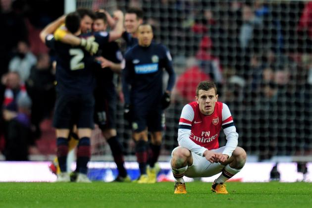 Arsenal 0-1 Blackburn Rovers: Report