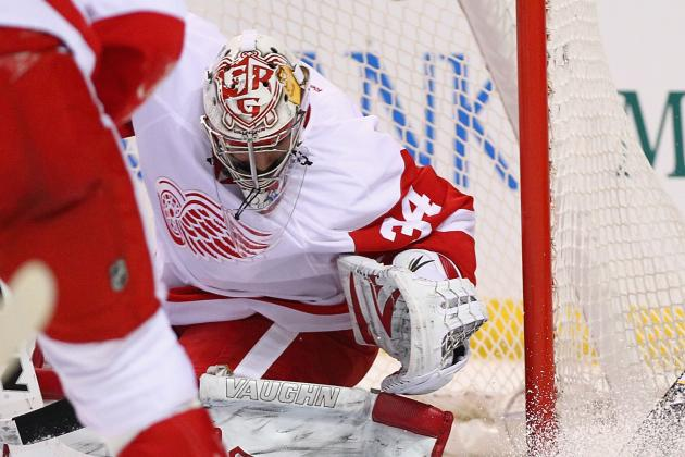 Petr Mrazek to Make 2nd Start of Season vs. Wild