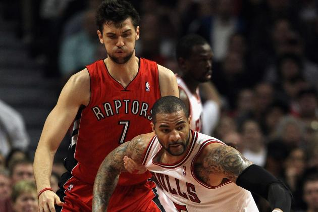 Carlos Boozer Is Better Fit for Chicago Bulls Than Andrea Bargnani