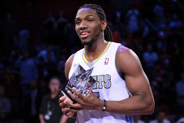 Kenneth Faried's Rising Stars MVP Highlights