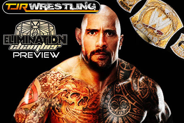 WWE Elimination Chamber Preview: The Rock Will Defeat CM Punk Again