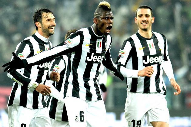 Roma vs. Juventus: Serie A Live Score, Highlights, Recap