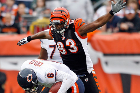Michael Johnson: From Finance Class to Franchise Tag
