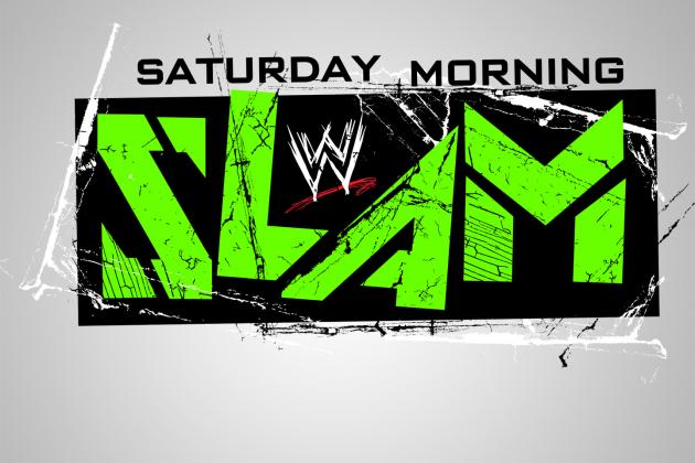 Why Everyone Should Watch WWE Saturday Morning Slam at Least Once