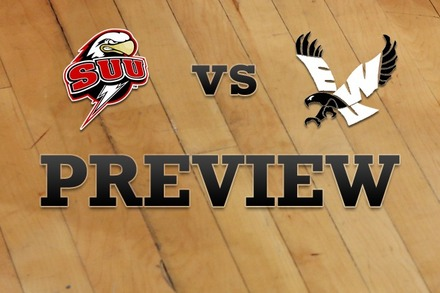 Southern Utah vs. Eastern Washington: Full Game Preview