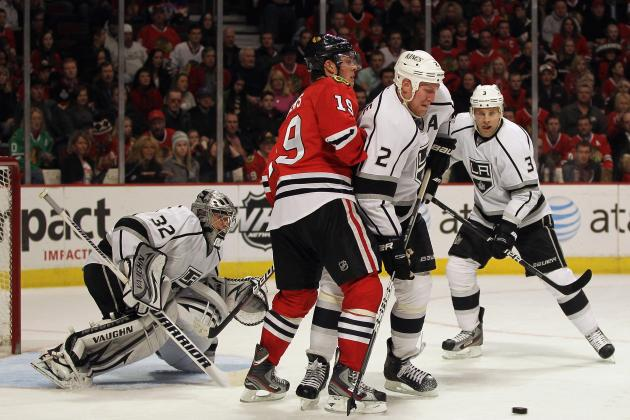 Kings vs. Blackhawks: Start Time, Live Stream, TV Info, Preview and More