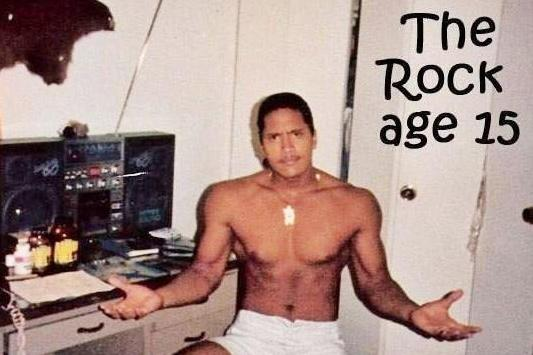 The Rock at 15: 'Hustlin' Stolen Cars from Crackheads'