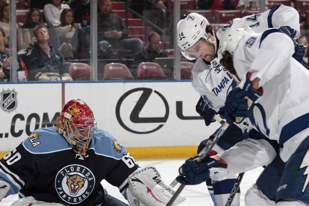 ESPN Gamecast: Tampa Bay Lightning vs. Florida Panthers