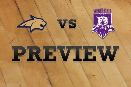 Montana State vs. Weber State: Full Game Preview
