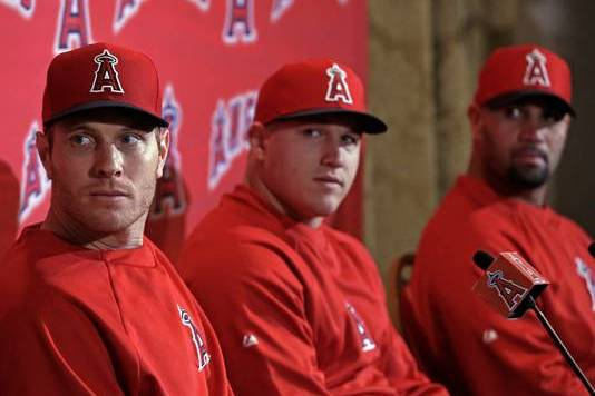 LA Angels: 2013 Projections for Mike Trout, Albert Pujols and Josh Hamilton