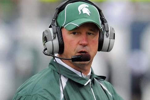 Michigan State OC Dan Roushar Leaves for New Orleans Saints Job