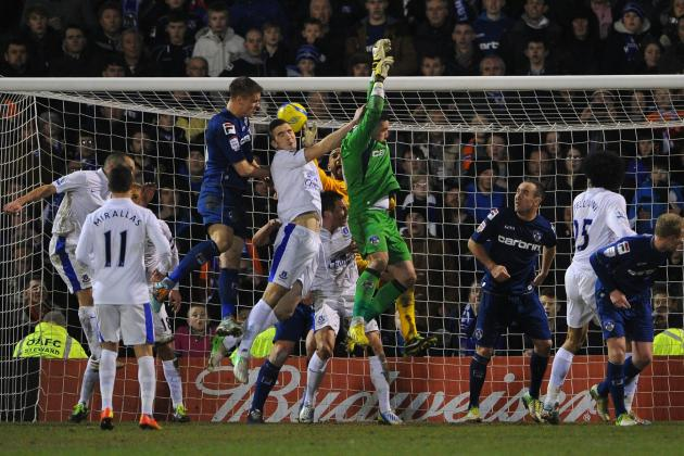 FA Cup: Everton Stunned by Late Oldham Equaliser