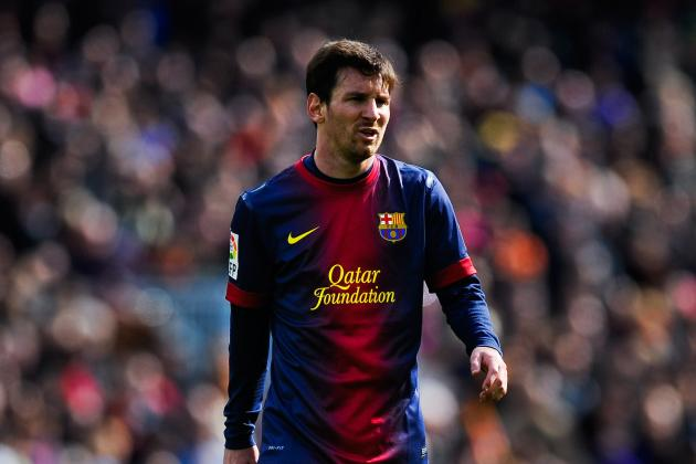 BREAKING NEWS: Messi Scores 300th Barcelona Goal
