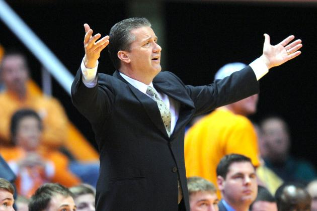 Tennessee Hands Kentucky Worst Loss Under John Calipari, 88-58